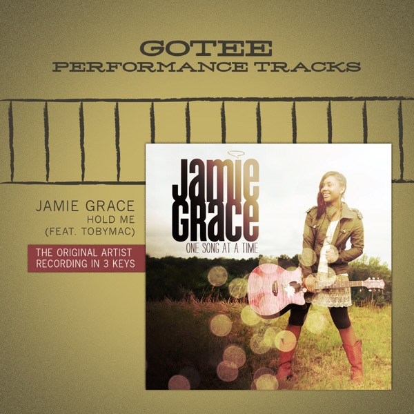 Hold Me (Gotee Performance Track) - EP