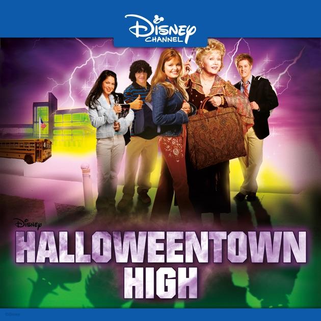 Halloweentown High On ITunes