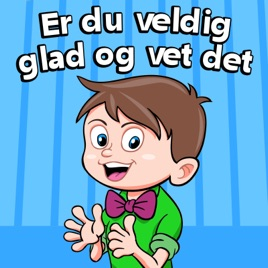 superstjerne av barnesanger og vuggesangerの er du veldig glad og