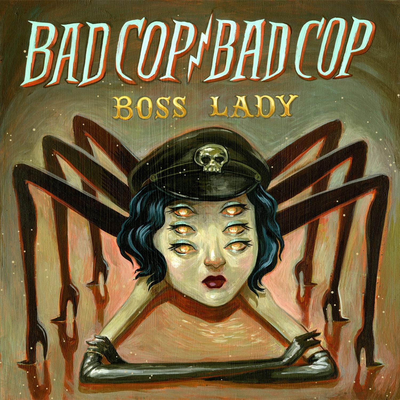 Boss Lady - EP
