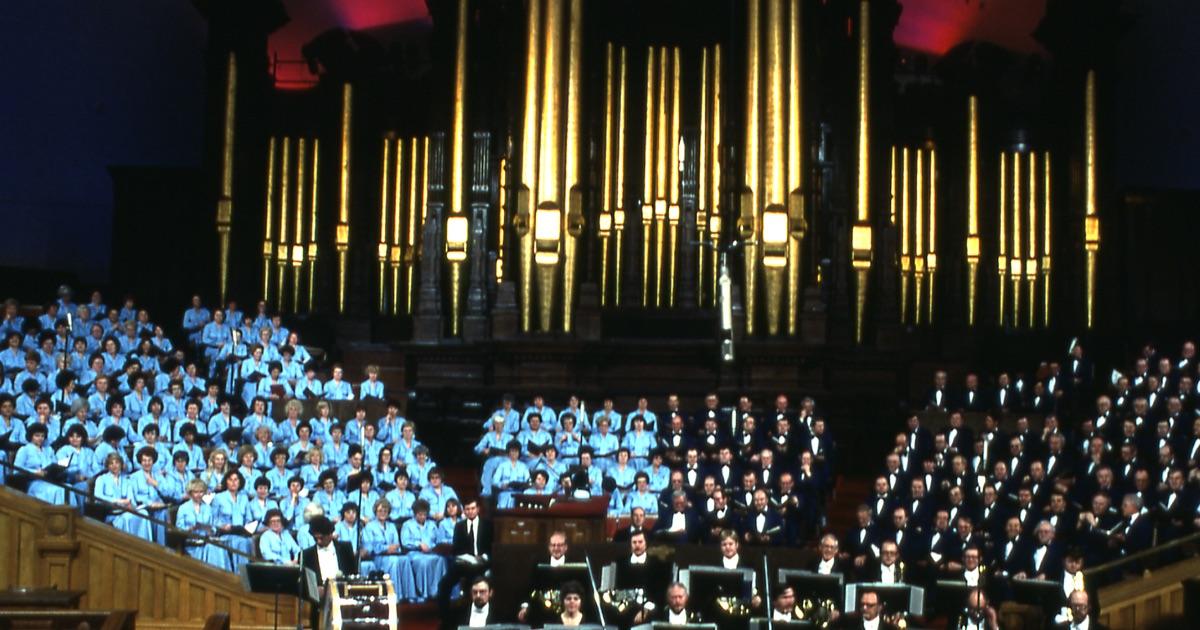 Mormon Tabernacle Choir en Apple Music