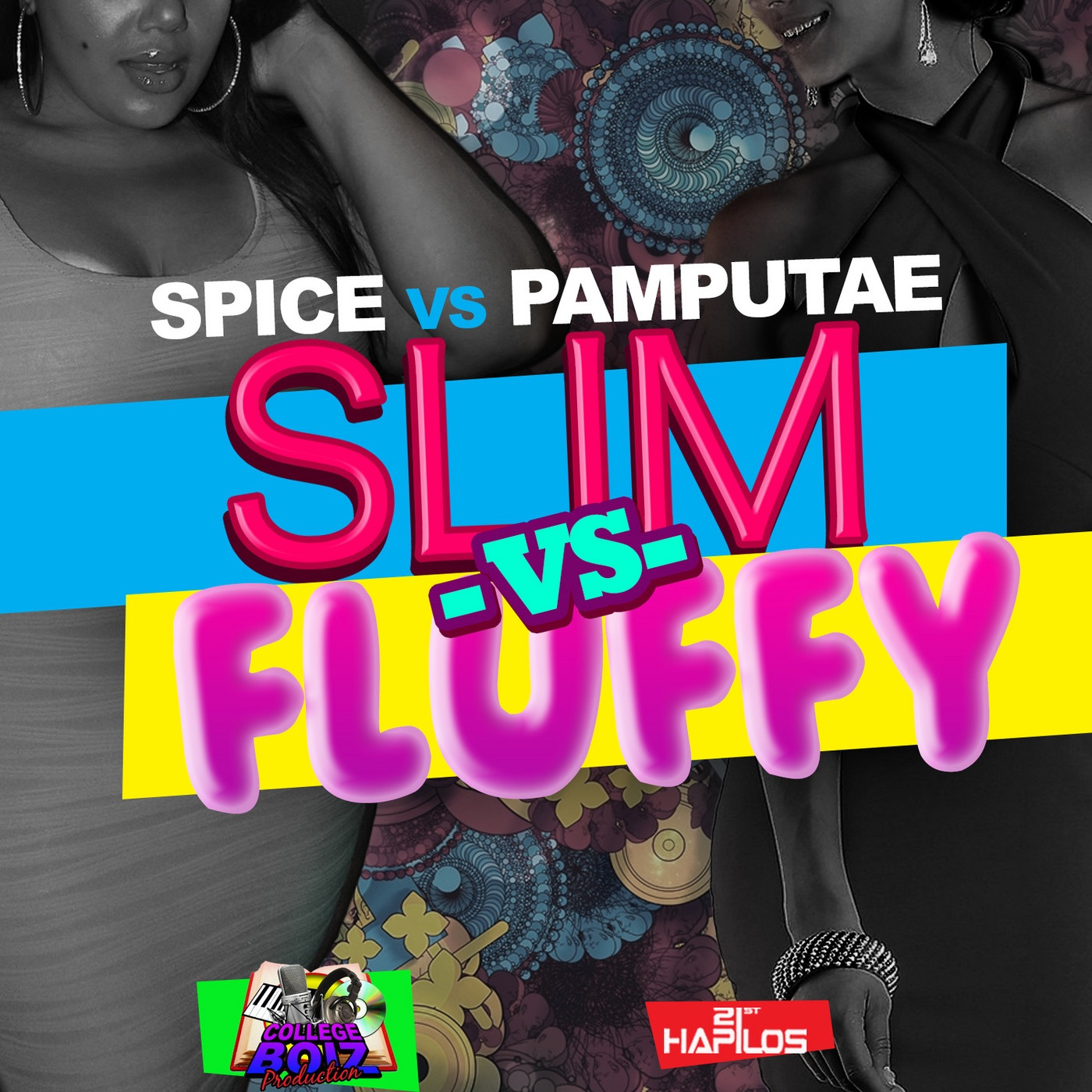 Slim vs Fluffy - Single
