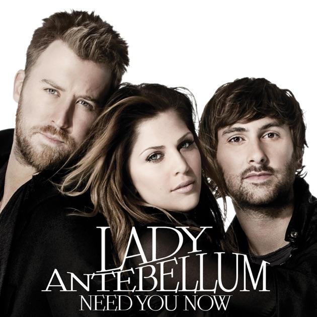 lady antebellum need you now album