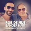 Banger Hart (Robert Abigail 2015 Remix) [Radio Edit] - Single