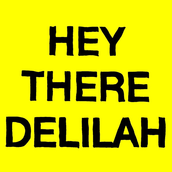 Cover art for Hey There Delilah