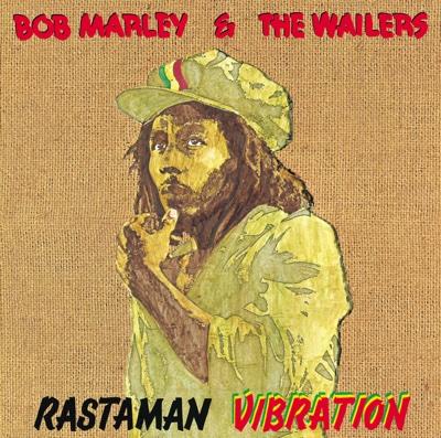 Rastaman Vibration (Remastered) - Bob Marley & The Wailers album
