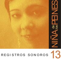 La Niña de los Peines - Registros Sonoros, Vol. 13/13 (with Melchor De Marchena) artwork