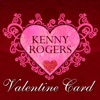 Kenny Rogers Valentine Card, Kenny Rogers