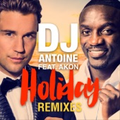 Holiday (Remixes) [feat. Akon]