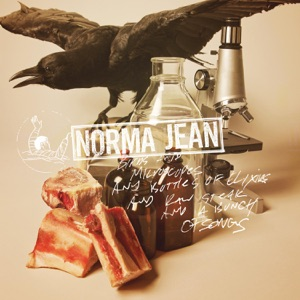 Norma Jean - The Entire World Is Counting On Me and They Don't Even Know It