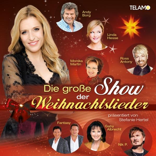 Linda Hesse mit Santa Claus kommt einmal im Jahr (Santa Claus Is Coming To Town)