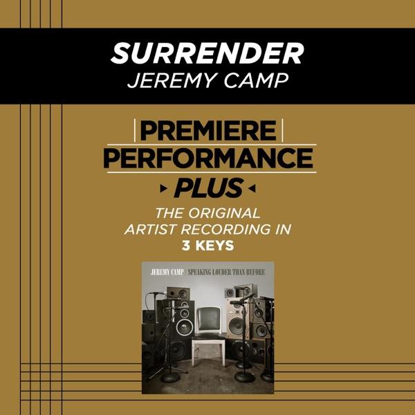 Surrender (Premiere Performance Plus Track) - EP