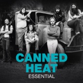 Canned Heat - Amphetamine Annie (24-Bit Remastering) (2005 Digital Remaster)