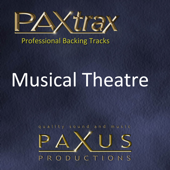 Paxtrax Professional Backing Tracks: Musical Theatre