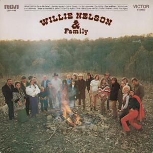 Willie Nelson - Willie Nelson & Family
