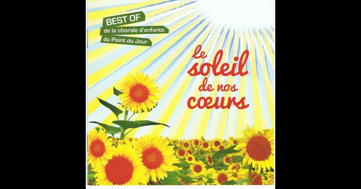 Le soleil de nos c urs best of de chorale d 39 enfant du for Dans nos coeurs 85