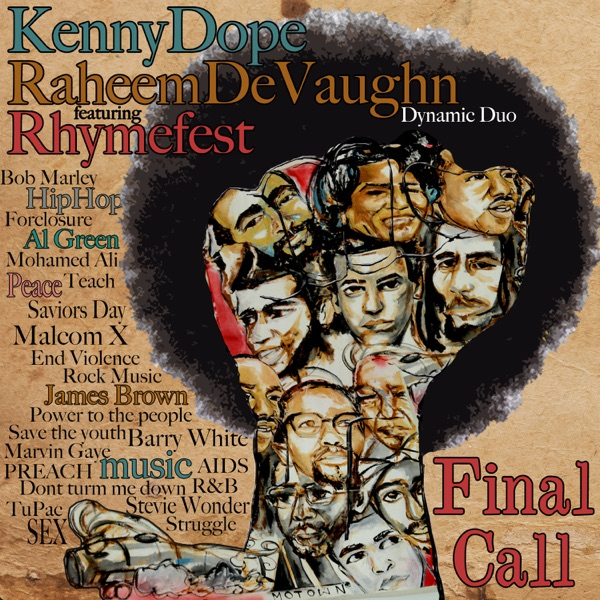 Final Call (feat. Rhymefest) - Single