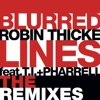 Blurred Lines (feat. T.I. & Pharrell Williams) [The Remixes] - Single