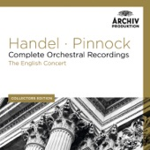 Simon Preston - Handel: Organ Concerto No.2 In B Flat, Op.4 No.2 HWV 290 - A tempo ordinario e staccato