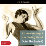 Lil Armstrong & Her Swing Band - Let's Get Happy Together