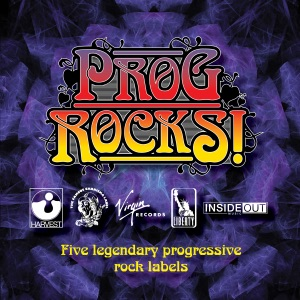 Prog Rocks! (5 Component Labels Set)
