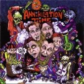 Annihilation Time - Imaginary Mirror