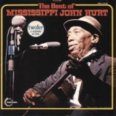 Mississippi John Hurt - I Shall Not Be Moved