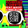 Sun Goes Down feat MAGIC Sonny Wilson EP
