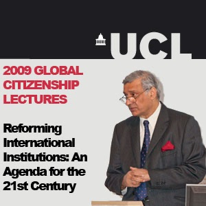 Reforming International Institutions: An Agenda for the 21st Century - Video