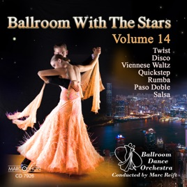 Dancing with the Stars Volume 14 by Marc Reift & Ballroom Dance Orchestra