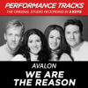 We Are the Reason (Performance Tracks) - EP - Avalon