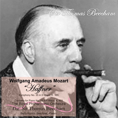 """Mozart: """"Haffner"""" Symphony No. 35 in D Major, K. 385 - Concerto for Piano No. 19 in F Major, K. 459 - Royal Philharmonic Orchestra"""
