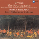 Israel Philharmonic Orchestra/Itzhak Perlman - The Four Seasons, Concerto No. 2 in G Minor (L'estate/ Summer) RV 315 (Op.8 No. 2): I. Allegro