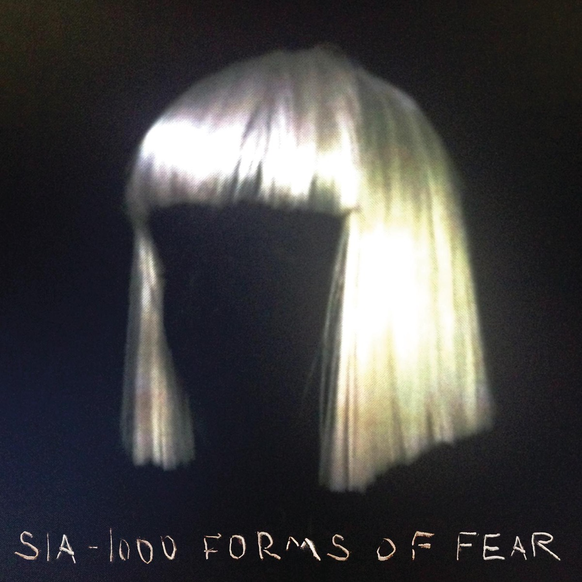 1000 Forms of Fear Deluxe Version Sia CD cover