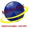 Mega Mix, Sabor Kolombia & Los Capi