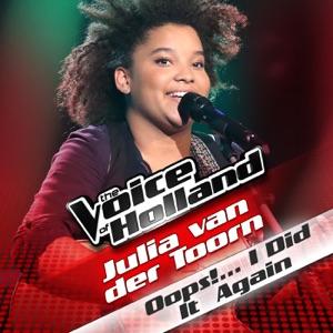 Julia van der Toorn - Oops!... I Did It Again - Line Dance Music