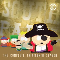 South Park, Season 13 (iTunes)