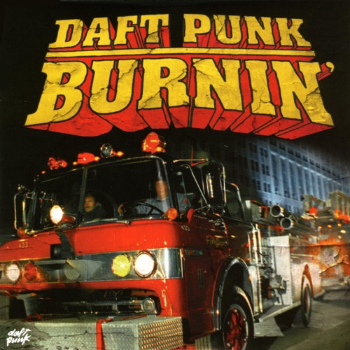 Daft Punk - Burnin' - EP