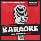 Shoot to Thrill (Originally Performed by AC/DC) [Karaoke Version]