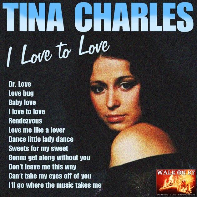 Tina Charles - I'll Go Where The Music Takes Me