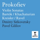 Dmitry Sitkovetsky - Sonata For Solo Violin In D Major Op. 115