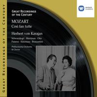 Herbert von Karajan - Mozart: Così fan tutte artwork
