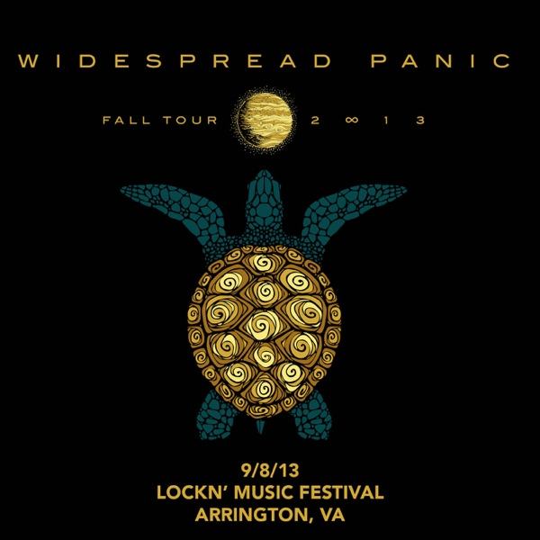 Live at Lockn' Music Festival 9/8/2013