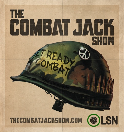 Cover image of The Combat Jack Show