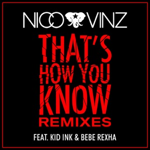 That's How You Know (feat. Kid Ink & Bebe Rexha) [Remixes] - Single Mp3 Download