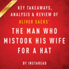 Instaread - The Man Who Mistook His Wife for a Hat and Other Clinical Tales, by Oliver Sacks: Key Takeaways, Analysis, & Review (Unabridged)  artwork