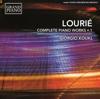 Lourié: Complete Piano Works, Vol. 1 - Giorgio Koukl