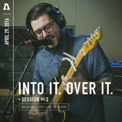 Into It. Over It. (Session #2) on Audiotree Live - Into It. Over It.