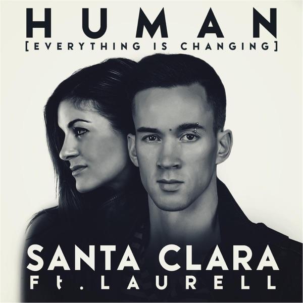 Santa Clara Feat. Laurell - Human