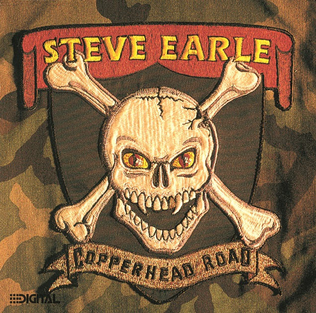 Steve Earle The Revolution Starts Now